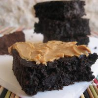 Guest Posting- Healthy Fudge Brownies
