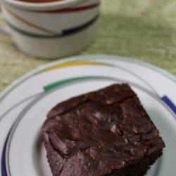Healthy Mocha Cake