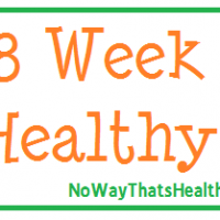 Week 1 of the 8 Week Get Healthy Plan