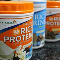 New Winner of the Protein Powder Giveaway
