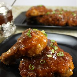 Breaded Honey Chicken