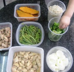 How to Prep for a Healthy Week