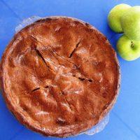 Healthy Apple Pie