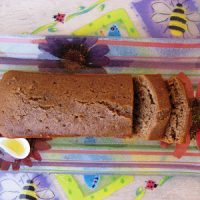 Honey Cake (Refined Sugar Free, Whole Wheat, Low Fat!)