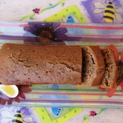 Honey Cake (Refined Sugar Free, Whole Wheat, Low Fat!)