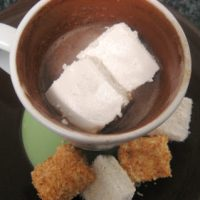 Healthier Hot Chocolate and Homemade Marshmallows