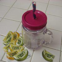 Detox Drink and True Lemon