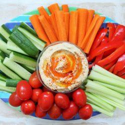 Healthy Creamy Hummus