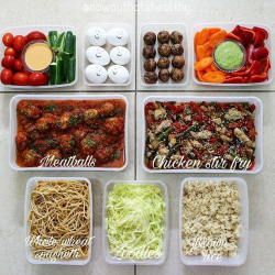 Family style Meal Prep 1